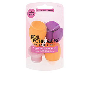 Set de maquillage MIRACLE COMPLEXION SPONGE COFFRET Real Techniques