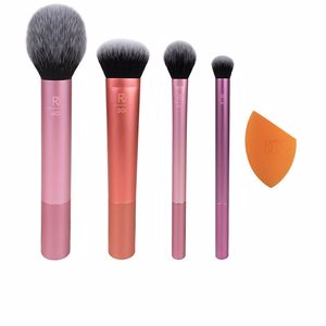 Makeup brushes MAKEUP MUST HAVES KIT SET Real Techniques