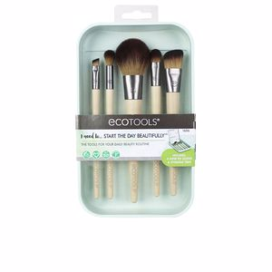 Estojo e kit de maquiagem START THE DAY BEAUTIFULLY LOTE Ecotools