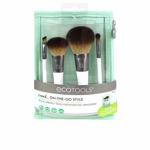 Pinceis de maquiagem ON THE GO STYLE LOTE Ecotools