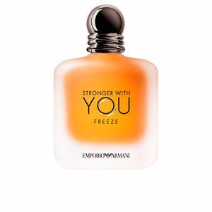STRONGER WITH YOU FREEZE eau de toilette vaporisateur 100 ml Giorgio Armani