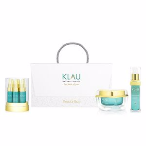 Skincare set BEAUTY BOX SET Klau Natural Beauty