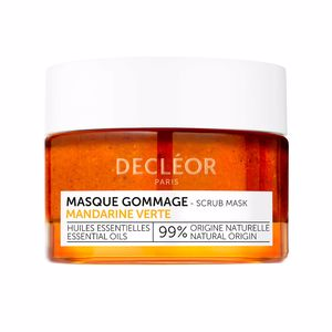 Face mask AROMESSENCE GREEN MANDARINE scrub mask Decléor