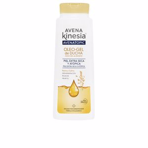 Gel de baño AVENA TOPIC oleo-gel de ducha 100% natural Avena Kinesia