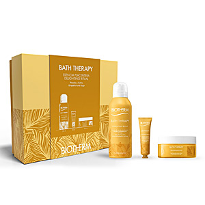 Set baño e higiene BATH THERAPY DELIGHTING LOTE Biotherm