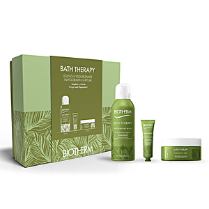 Set baño e higiene BATH THERAPY INVIGORATING LOTE Biotherm