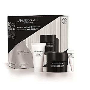 Skincare set MEN SKIN EMPOWERING CREAM SET Shiseido
