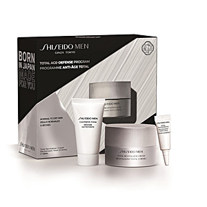 Kits e conjuntos cosmeticos MEN TOTAL REVITALIZER LOTE Shiseido