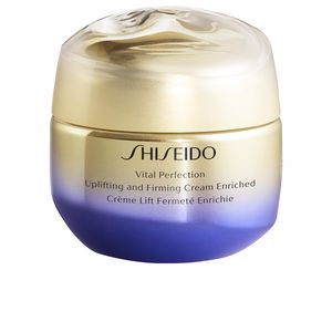 Skin tightening & firming cream  - Anti aging cream & anti wrinkle treatment VITAL PERFECTION uplifting & firming cream enriched Shiseido