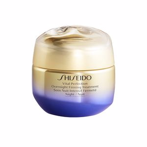 Skin tightening & firming cream  VITAL PERFECTION overnight firming treatment Shiseido