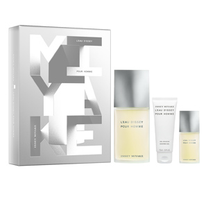 Issey Miyake L'EAU D'ISSEY POUR HOMME LOTE perfume
