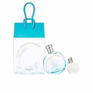 Hermès EAU DES MERVEILLES BLEUE SET perfume