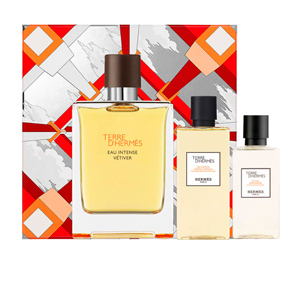TERRE D'HERMÈS EAU INTENSE VÉTIVER Perfume set Hermès