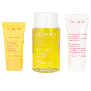 Body firming  HUILE TONIC SET Clarins