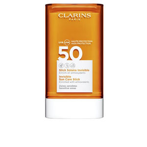 Faciais SOLAIRE stick invisible SPF50 Clarins