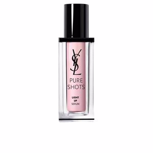Anti aging cream & anti wrinkle treatment - Flash effect - Face moisturizer PURE SHOTS light up serum Yves Saint Laurent