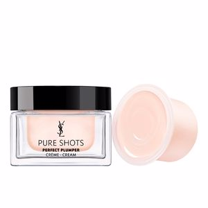 Anti aging cream & anti wrinkle treatment PURE SHOTS perfect plumper cream recharge Yves Saint Laurent