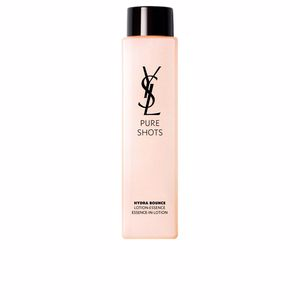 Cremas Antiarrugas y Antiedad - Tratamiento Facial Hidratante PURE SHOTS hydra bounce lotion essence Yves Saint Laurent
