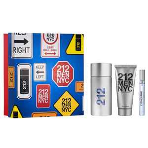 Carolina Herrera 212 NYC MEN COFFRET COFFRET parfum