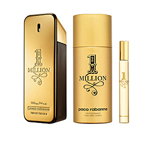 1 MILLION COFFRET Caixa de perfumes Paco Rabanne