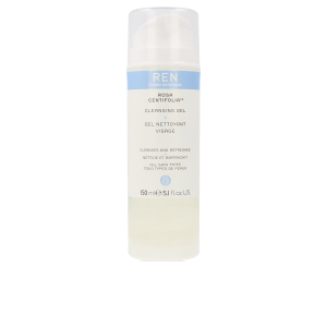 Limpiador facial ROSA CENTIFOLIA cleansing gel Ren Clean Skincare