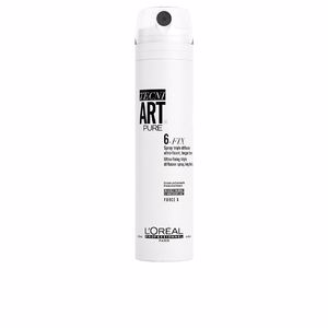 Produit coiffant TECNI ART 6-fix ultra-fixing triple diffusion spray L'Oréal Professionnel