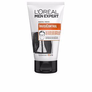 Producto de peinado MEN EXPERT INVISICONTROL gel fijación #8 L'Oréal París