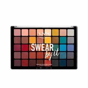 Eye shadow SWEAR BY IT shadow palette Nyx