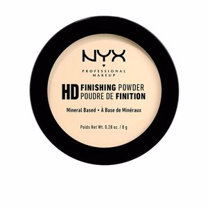 Compact powder HD FINISHING POWDER mineral based Nyx