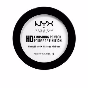 Loose powder HD FINISHING POWDER mineral based Nyx