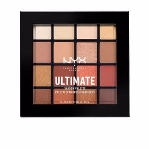 Sombra de ojos ULTIMATE shadow palette Nyx Professional Makeup