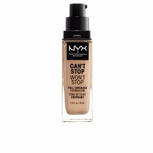 CAN'T STOP WON'T STOP full coverage foundation #buff