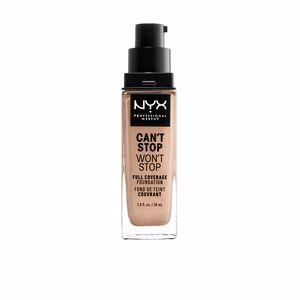 CAN'T STOP WON'T STOP full coverage foundation #light