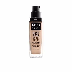 Fondotinta CAN'T STOP WON'T STOP full coverage foundation Nyx