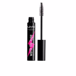 Máscara de pestañas WORTH THE HYPE volume&lengthening mascara Nyx Professional Makeup