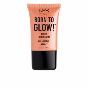 Iluminador BORN TO GLOW! Liquid illuminator Nyx Professional Makeup