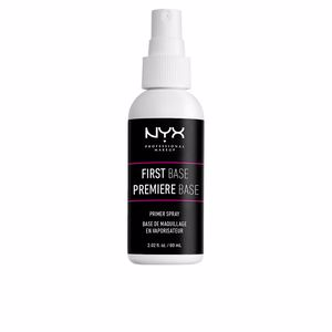 Foundation makeup FIRST BASE primer spray Nyx Professional Makeup