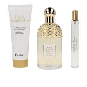 Guerlain AQUA ALLEGORIA MANDARINE BASILIC SET perfume