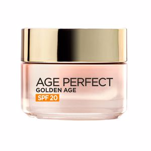 Skin tightening & firming cream  - Anti aging cream & anti wrinkle treatment AGE PERFECT GOLDEN AGE SPF20 crema día L'Oréal París