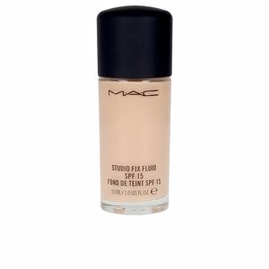 Base de maquillaje STUDIO FIX FLUID SPF15 foundation Mac