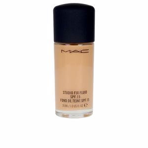Base maquiagem STUDIO FIX FLUID SPF15 foundation Mac
