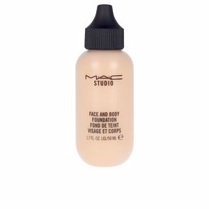 Base de maquillaje STUDIO FACE AND BODY foundation Mac