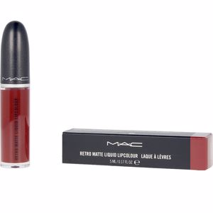 Pintalabios y labiales RETRO MATTE liquid lip colour Mac