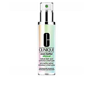 Crèmes anti-taches EVEN BETTER clinical radical dark spot corrector + interrupt Clinique