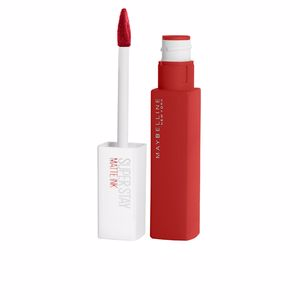 Lipsticks SUPERSTAY MATTE INK CITY edition Maybelline