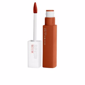 Rouges à lèvres SUPERSTAY MATTE INK CITY edition Maybelline