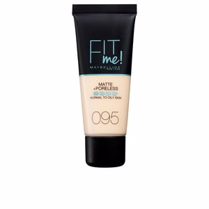 FIT ME! Foundation matte+poreless #95-fair porcelain