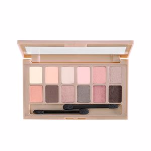 Ombre à paupières THE BLUSHED NUDES eye shadow palette Maybelline