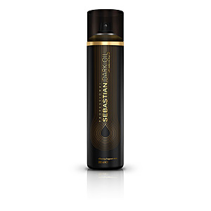 Shiny hair products DARK OIL mist dry conditioner Sebastian