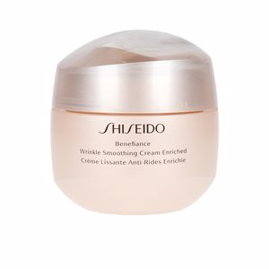 Anti-rugas e anti envelhecimento BENEFIANCE WRINKLE SMOOTHING cream enriched Shiseido